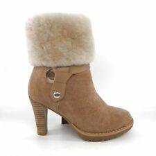 SW1572 Mubo UGG Home BOOTS TPR Sole Chestnut Colour Size 36~40