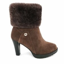 SW1573 Mubo UGG Home BOOTS TPR Sole BROWN Colour Size 35~40