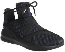 Womens Puma Fierce Rope Trainers BLACK VELVET ROPE Trainers Shoes