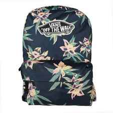 V00NZ0O2K, Mochila Vans – Realm Backpack Fall Tropics azul/multi, Unisex, 2017,