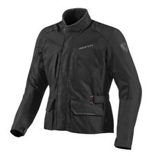 Giacca uomo moto turismo touring Rev'it Revit Voltiac Black impermeabile jacket