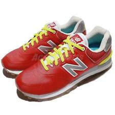 New Balance MTL574AR D Red Yellow Grey Men Shoes Sneakers MTL574ARD