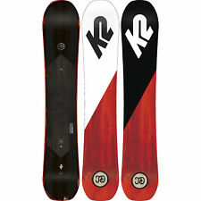 K2 Snowboard - Joy Driver Wide - All Mountain, Freeride, Camber, Directional - 2