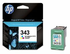 HP 343 Genuino Color Cartucho de Tinta C8766EE