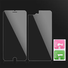 For iPhone 7 7 Plus 9H Front and Back Tempered Glass Film Screen Protectors New