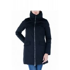 COLMAR ORIGINALS CAPPOTTO IN PIUMA DONNA BIKER 2250 6QY 254 HYDRA BLU