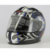 Casco Integrale Racing Lem Genesis Blu Fant