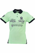 POLO UOMO  GEOGRAPHICAL NORWAY BO-KERLAZ_L-GREEN