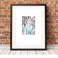 Jane Austen ❤ Northanger Abbey ❤ poster Limited Edition Print in 5 sizes #34
