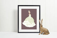 The Princess and the Frog - My dream wouldnt be complete without you in it Print