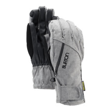Burton - Baker 2-In-1 Under Gloves - Bog Heather Snowboard/Ski NEW 2018 SALE