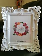 Photo Frame Vintage French Baroque Vintage Ornate Shabby Chic Wedding Placecard