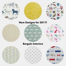 Oilcloth WIPE CLEAN Tablecloth Designs New For 2017 Rectangle Polka Geometric