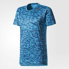adidas Men Training Official Freelift Climacool Tee T-Shirt New (Sizes L,XL)