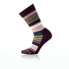 SmartWool Donna Saturnsphere Lifestyle Calze Calzini Viola Sport