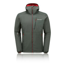 Montane Uomo Hydrogen Direct Giacca Top Manica Lunga Casual Grigio
