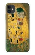 Gustav Klimt The Kiss Phone Case for iPhone 11 Pro XS Max XR X 8 7 6 5 4 Plus SE
