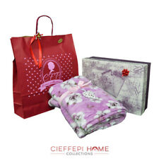Plaid Flower in confezione regalo - Cieffepi Home Collections