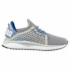 Scarpe Shoes PUMA TSUGI NETFIT Trainers Gray Violet-Lapis Blue-White