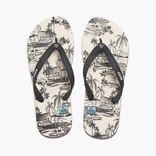 Ciabatte Infradito Sandals Reef Switchfoot Prints Tan Palm