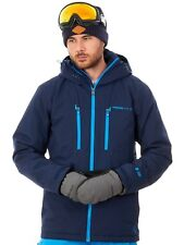 Protest Ground Blue Clavin Snowboarding Jacket