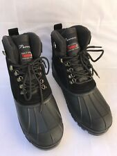"""NEW NEW Men's Winter/Hiking Snow Boots Warm 6"""" Insulated Shoes Sz 8.5 - 13"""