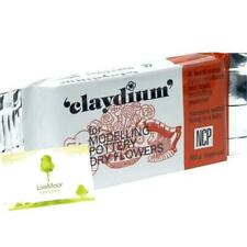 Newclay Claydium 500g-1kg Pack - Air Drying Modelling Clay - Terracotta