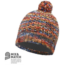 Buff Margo Orange or Blue - Hat and Neckwarmer