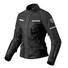 Giacca donna moto Revit Rev'It Outback 2 Lady Black touring turismo