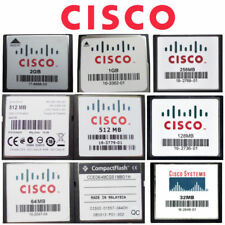 CISCO CF 32/64/128/256/512MB 1 GO 2GB Compactflash carte mémoire pour