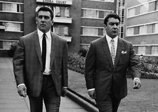 THE KRAY TWINS SUITS POSTER