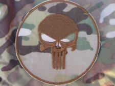 ARMY PUNISHER SKULL SPECIAL OPS SWAT MORALE AUFNÄHER PATCH  MULTICAM ACU UCP