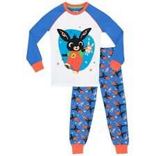 Bing Pyjamas | Kids Bing Pyjama Set | Boys Bing and Hoppity PJs | Bing Pyjama