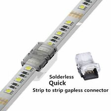 3528 5050 4-Pin RGB IP20 Non Waterproof Strip Hippo-M Strip to Strip Clip