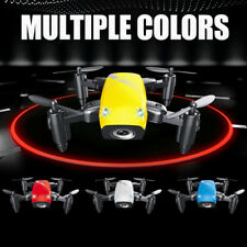 Helicopter Radio Remote Control Aircraft Foldable RC Quadcopter Pocket Drone