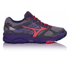 Mizuno Wave Mujin 4 Womens Gore Tex Trail Running Road Sports Shoes Trainers