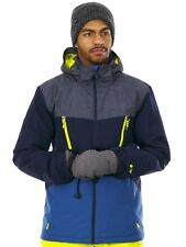 Protest Blue Gas Tailgrab Snowboarding Jacket