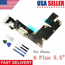 Headphone Audio Dock Connector Charging USB Port Flex Cable For iPhone 6 Plus US