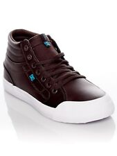DC Evan Smith Brown Signature Series Classic - Special Edition Kids Hi Top Shoe
