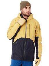 Quiksilver Mustard Gold Forever 2L - Gore-Tex Snowboarding Jacket