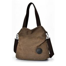 Bag Shoulder Handbag Tote Women Canvas Shoulder Bag Casual Messenger Ladies Bags