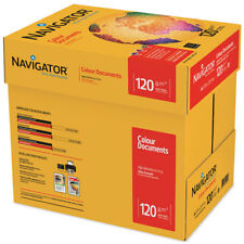 Navigator 120g Colour Document 8 x 250 Sheets Wrapped