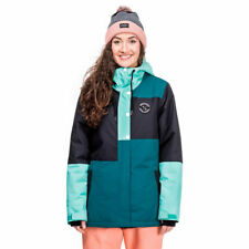 Giacca Donna Snowboard HORSEFEATHERS WOMEN'S Nela colore Deep Lake 2017/2018