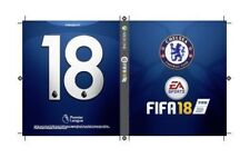 Fifa 18 Microsoft Xbox One 1 360 Printed Game Cover Sleeve for your Custom Team