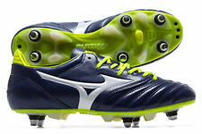 Mizuno Mens Morelia Neo K Leather Mix SG Football Boots Shoes Footwear Sports