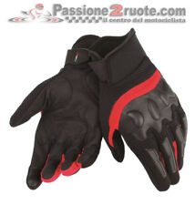 Guanti Dainese Air Frame Nero Rosso Moto Gloves
