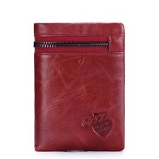 Women Wallet Ladies Leather Zipper Pouch Fashion Coin Purse Pocket Card Holder