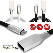 Micro USB Fast Charging Data Sync Charger ALLOY Cable for Various Mobile Phones
