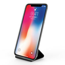 NEW Slim QI Wireless Fast Charger Pad LOT For iphone X Apple 8/8 Plus