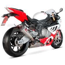ESCAPE SCORPION SERKET BMW S 1000RR (09-) INOX CÓNICO, SCORPION EXHAUST SERKET